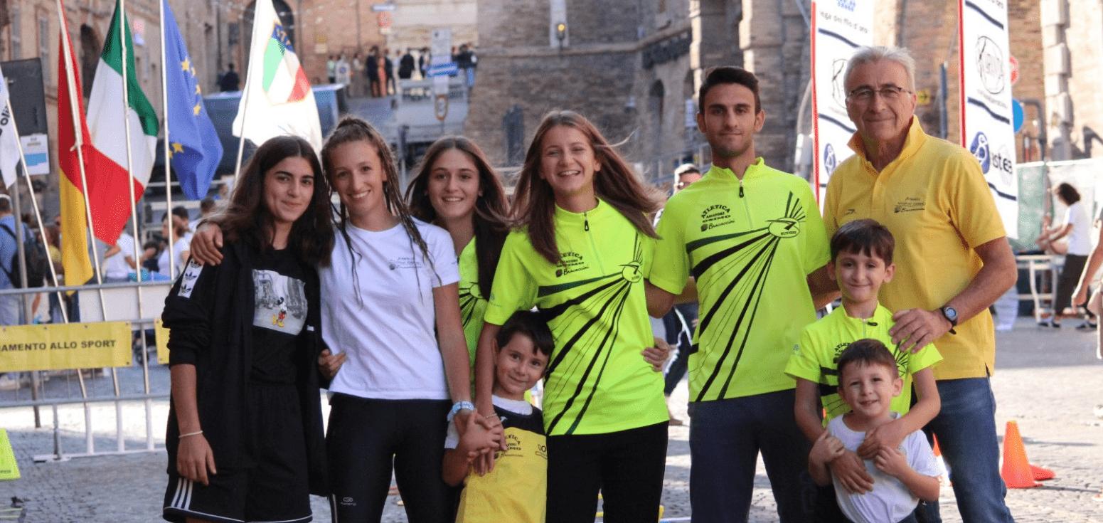Lo sport giovanile in centro ad Osimo